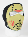 Face Mask - Glow In the Dark Neoprene Face Mask, Jason