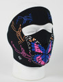 Face Mask - Butterfly Neoprene