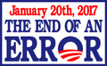 End of an Error Decal