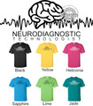 Neurodiagnostic Technologist Shirt