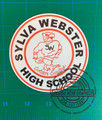 SWHS Round Decal