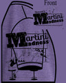 MARZONI'S MARTINI MADNESS T-SHIRT