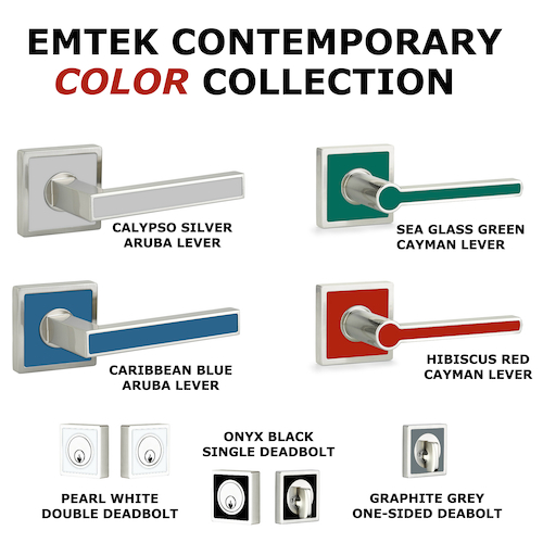 Buy Emtek Contemporary Collection