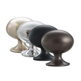 BHP Oval Egg Cabinet Knob