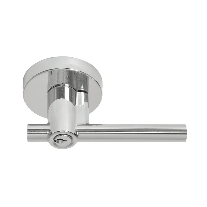 top kitchen faucets chrome skyline blvd reversible entry lever by better home 15181