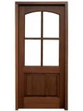 Mahogany Brentwood Single Door