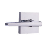 Chrome Philtower Reversible Passage Lever