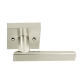 Satin Nickel Santa Cruz (Reversible) BHP Handleset Interior Trim Lever sold by preferred seller Complete Home Hardware. Franklin, TN