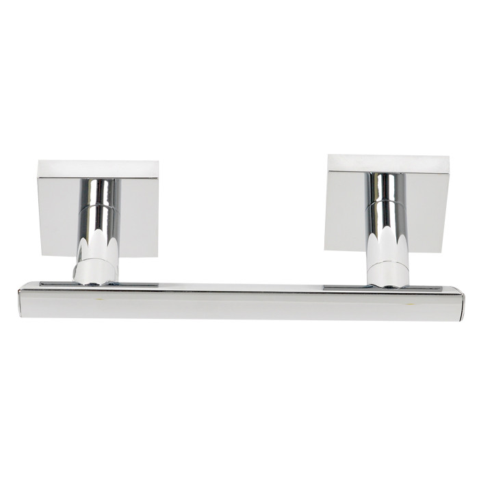 Chrome Santa Cruz Paper Holder 9109CH From Santa Cruz Bathroom Accessories  Collection By Better Home Products