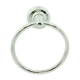 Chrome Dolores Park Towel Ring