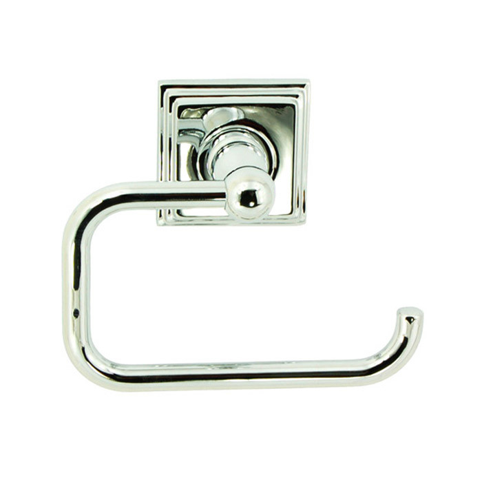 Chrome Union Square Euro Paper Holder