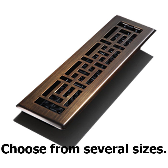 Oil Rubbed Bronze Register Great Vent Covers By Decor