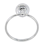 Chrome Miraloma Park Towel Ring