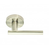 Satin Nickel Skyline Passage Lever