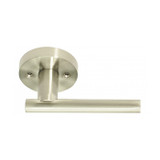 Satin Nickel Skyline Dummy Lever