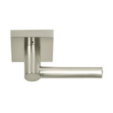 Satin Nickel Mill Valley Contemporary Privacy Lever by Better Home Products (97215SN)- Complete Home Hardware Franklin, TN Preferred Authorized Vendor