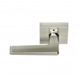 Satin Nickel Tiburon Left Hand Privacy Lever