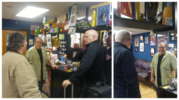 Glenn Morphew Lecture at Big Guy's Magic Shop