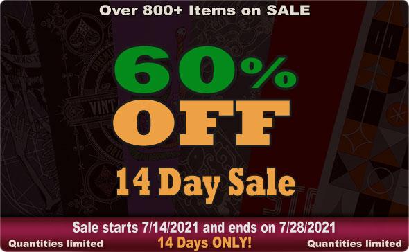 Big Guy's 14 Day Sale 2021