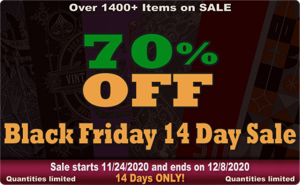 Big Guy's Black Friday 14 Day Sale 2020