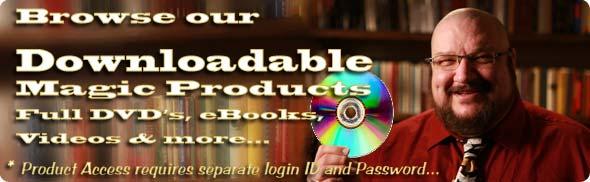 Downloadable Magic at Big Guy's Magic...