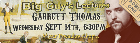 Garrett Thomas's's Lecture