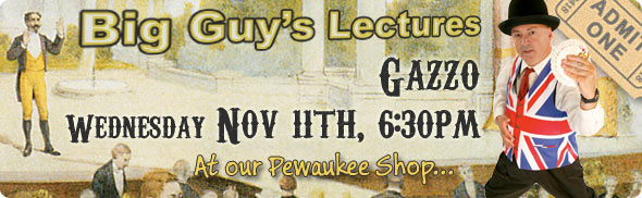 Gazzo's Lecture