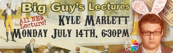 Kyle Marlett Lecture