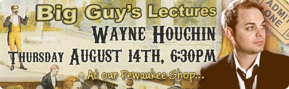 Wayne Houchin Lecture