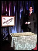 Magician Nicholas Vollmann, Milwaukee WI