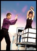 Magician Tristan Crist, Baraboo WI