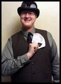Magician Don Vort