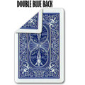 Double Back Blue, Bicycle, Poker