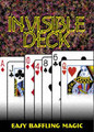 Invisible Deck, Red Bicycle, Poker