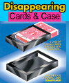 DisAppearing Cards & Case