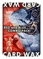 Card Wax Combo Pack - Blue & Red