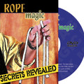 Rope Magic DVD - Secrets