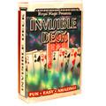 Jumbo Invisible Deck - Royal