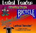 Lethal Tender Half **Bicycle**- Sterling
