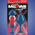 Ball & Vase - Blue