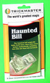 Haunted Dollar Bill - Blister Card