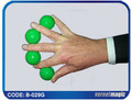 Multiplying Balls Plastic - Green