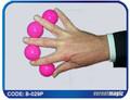 Multiplying Balls Plastic - Pink