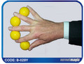 Multiplying Balls Plastic - Yellow
