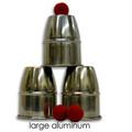 Cups & Balls Large,  Aluminium