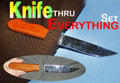 Knife thru Everything SET