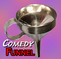 Comedy Funnel, Aluminum - Boxed