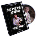 No Props Needed (Body Magic) by James Coats - DVD