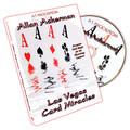 Las Vegas Card Miracles by Allan Ackerman - DVD