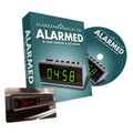 Alarmed (Gimmicks and Online Instructions) by Noel Qualter & Ade Gower by Alakazam Magic - Trick